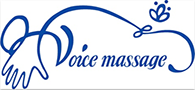Voice massage